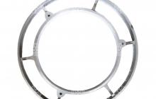 Кольцо  БЦС 02.133 алюминиевое