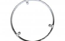 Кольцо  БЦС 02.131 алюминиевое